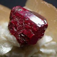 Cinnabar Calcite & Dolomite