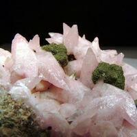 Cobaltoan Calcite & Kolwezite
