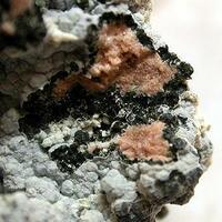 Montmorillonite & Chamosite