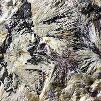 Carpholite With Fluorite