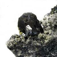 Chalcocite & Nickeloan Siderite