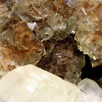 Fluorite Calcite & Dolomite