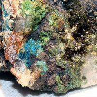Olivenite & Clinoclase
