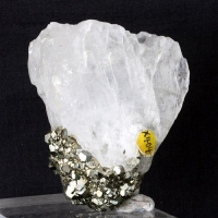 Gypsum On Pyrite