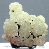 Prehnite & Native Copper