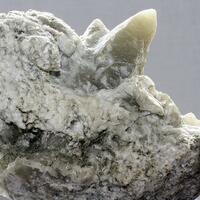 Calcite & Palygorskite