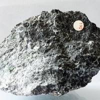 Chromite With Pyroaurite