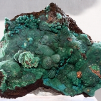 Chrysocolla Psm Azurite With Wulfenite