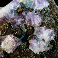 Greenlaws Mine 2014 Fluorite