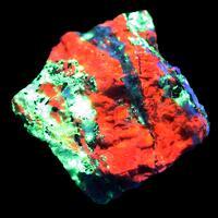 Willemite Calcite & Fluorite