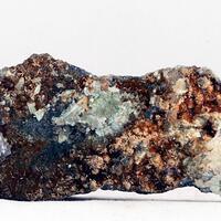 Fluorite & Ludlamite