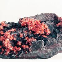 Quartz Var Eisenkiesel On Hematite