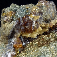Sphalerite Pyrite & Galena