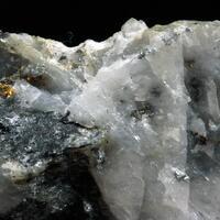 Native Gold Arsenopyrite & Quartz