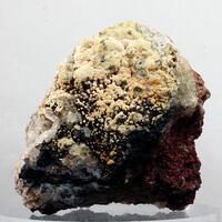 Hemimorphite & Vanadinite