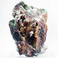 Smithsonite With Cerussite