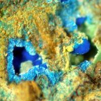 Carbonatocyanotrichite & Antlerite