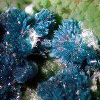 Gilmarite With Conichalcite