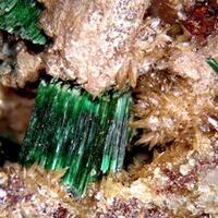 Szenicsite With Powellite