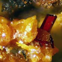 Phoenicochroite & Schwartzembergite