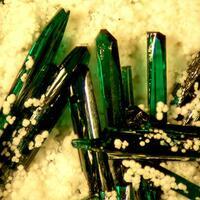 Atacamite Olivenite & Pseudomalachite