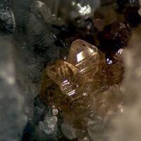 Humite & Biotite