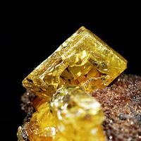 Native Sulphur & Aragonite