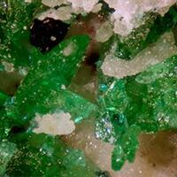 Natrochalcite Atacamite & Brochantite