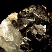 Cassiterite & Goshenite