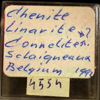 Chenite & Connellite