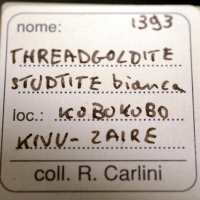 Threadgoldite & Studtite
