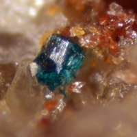 Antlerite & Cadmian Smithsonite