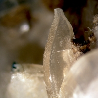 Anhydrite Tennantite & Calcite