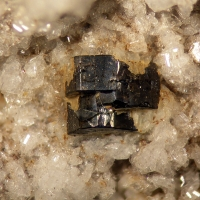 Osumilite-(Mg) & Phlogopite
