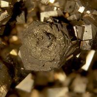 Pyrrhotite & Pyrite