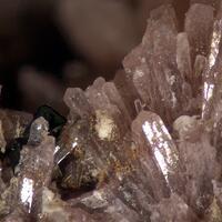 Calcioancylite-(Ce) & Sérandite