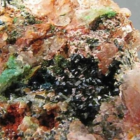 Clinoclase & Olivenite