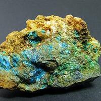 Liroconite & Chenevixite