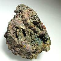 Blister Copper & Calcite