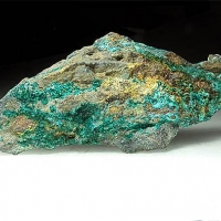 Brochantite Connellite & Zippeite