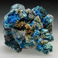 Chalcoalumite & Ajoite