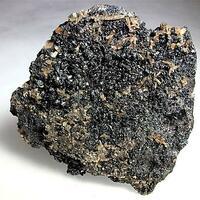 Chalcocite On Tennantite