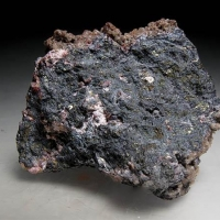 Native Bismuth Cobaltite & Erythrite