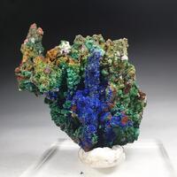 Azurite & Malachite Psm Goethite