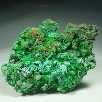 Conichalcite On Copper