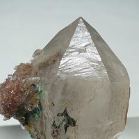 Quartz & Conichalcite