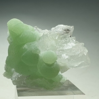 Smithsonite & Fluorite