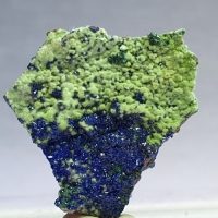 Azurite Agardite & Adamite