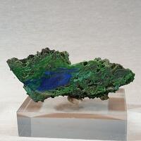Conichalcite Olivenite & Azurite