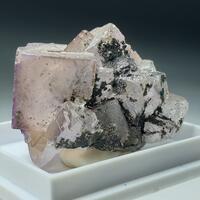 Fluorite & Silver